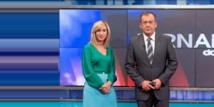 Judite de Sousa e José Alberto Carvalho tvi