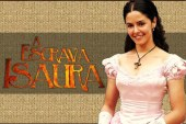"""Nos últimos episódios, CMTV muda completamente o horário de """"A Escrava Isaura"""""""