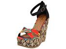 MIA - Reeba (Black Multi) - Footwear