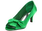 Bouquets - Trish (Apple Green Satin) - Footwear