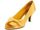 Bouquets - Trish (Yellow Satin) - Footwear