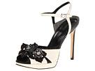 Rachel Roy - Delphine (White/Black) - Footwear