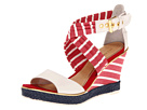 Sperry Top-Sider - Aurora (Ivory/Tango Breton Stripe) - Footwear
