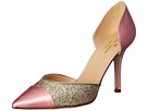 Kate Spade New York - Piper (Pink Satin) - Footwear