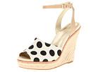 Seychelles - Lost Control (Black Polka Dot) - Footwear