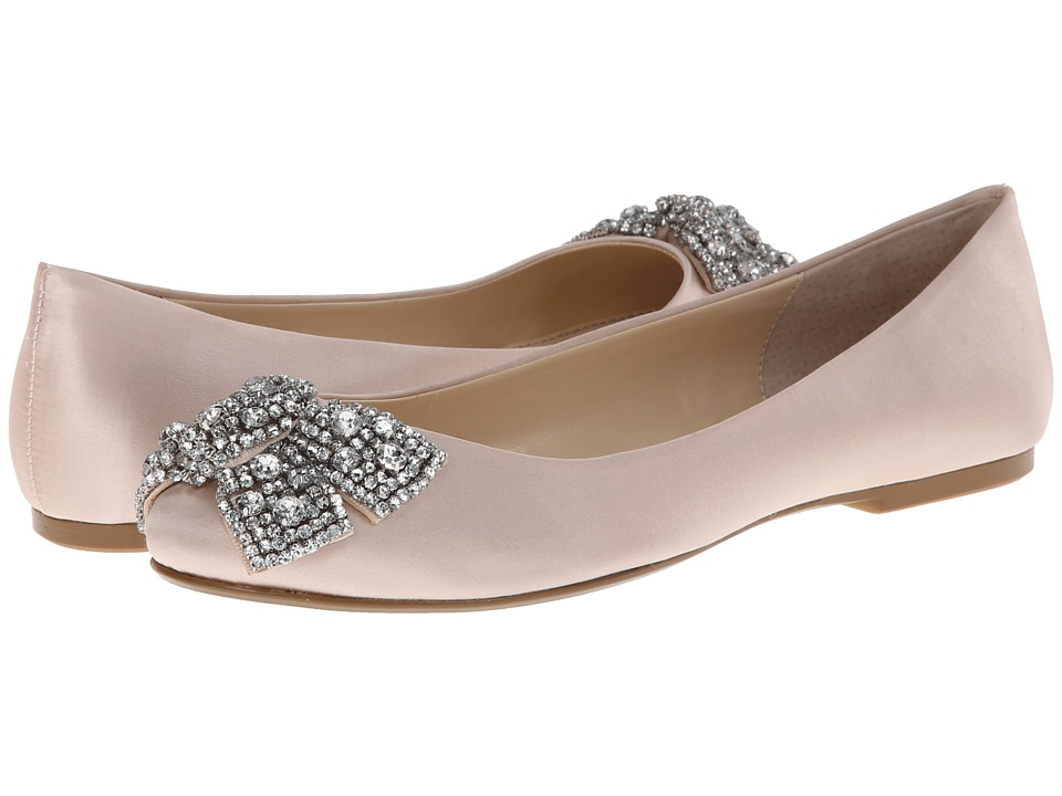 Blue by Betsey Johnson - Ever (Champagne Satin) Women's Bridal Shoes