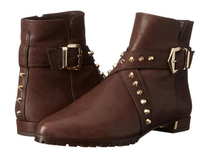 Stuart Weitzman - Tictoc (Tmoro Vecchio Nappa) Women's Dress Zip Boots