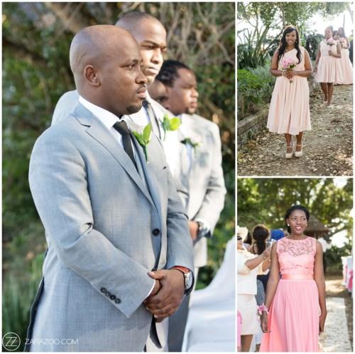 Medium Of African Wedding Dresses