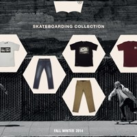 Lanzamiento #LevisSkateboarding Collection