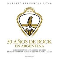 """Lanzamiento del libro """"50 años de rock en Argentina"""" en MAMBA"""