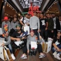 Nike celebró el #AirMaxDay junto con la re-apertura del local de Palermo Soho