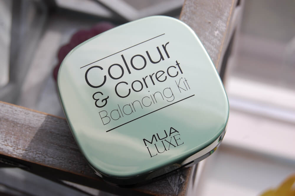 MUA Luxe Colour & Correct Balancing Kit