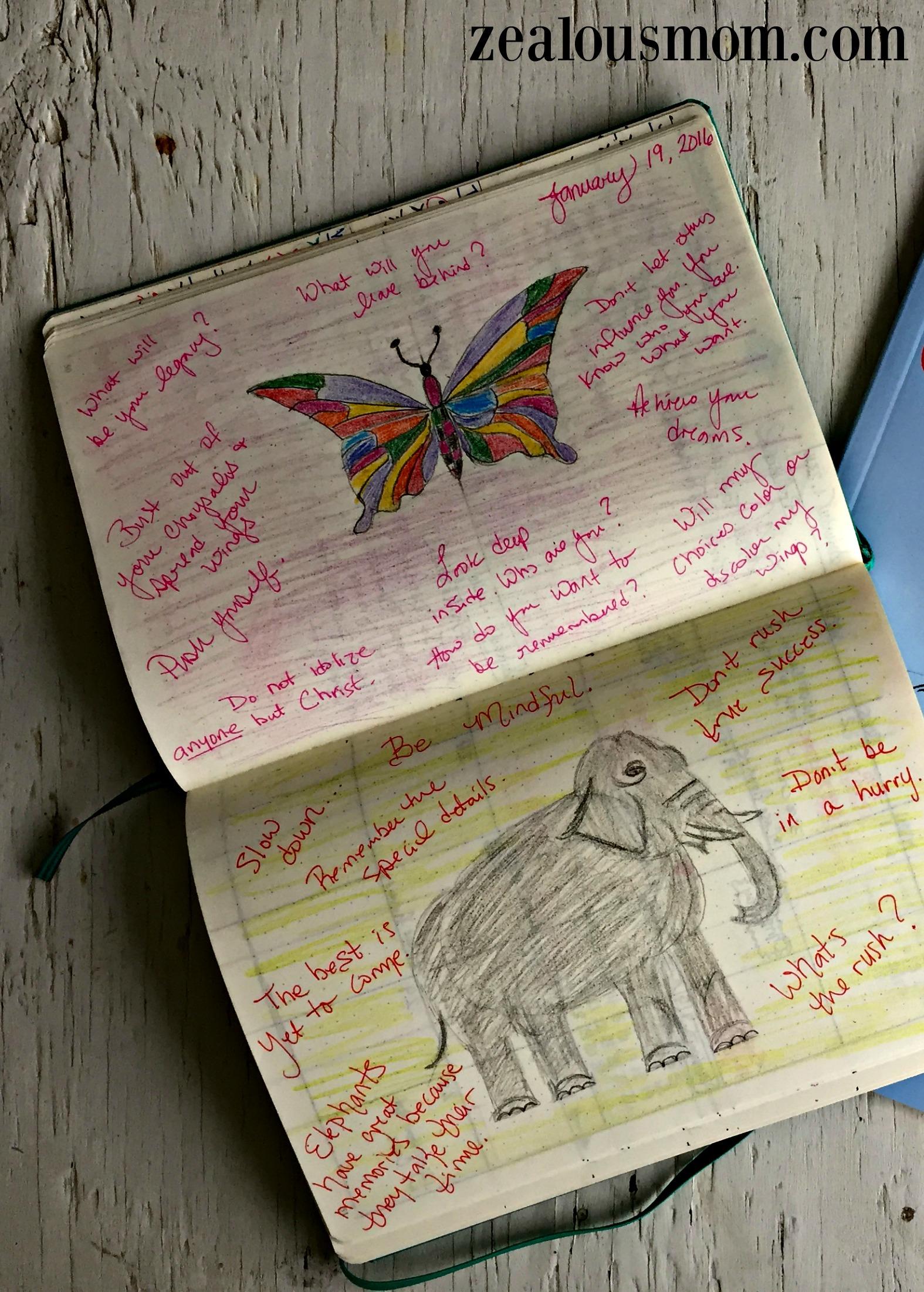 Journals Teen 102