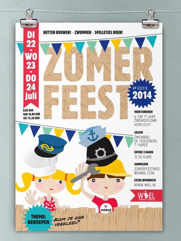 Poster_Zeebonk_Zomerfeest