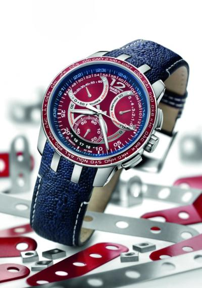 Swatch Irony Retrograde Mental Fame YRS418