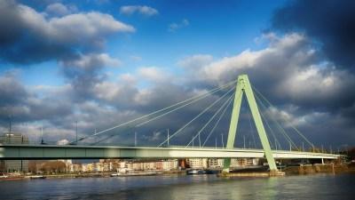 Dieter Rüge Severinsbrücke Köln