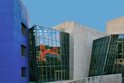 Tommy Pützstück Museum Guggenheim  Bilbao