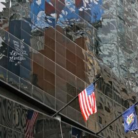 Tommy Pützstück, Spiegelung in New York