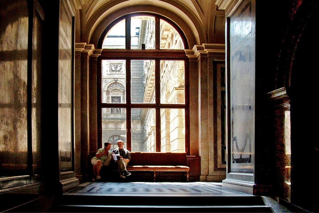 Wolfgang Ahrens Im Kunsthistorischen Museum Wien 2007