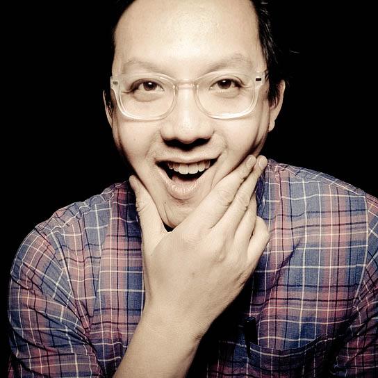 Khoi Vinh, photographed by Khoi Vinh