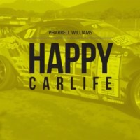 Pharrell Williams - Happy // Car Life