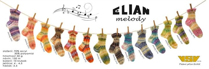 Upleťte si originální teplé ponožky