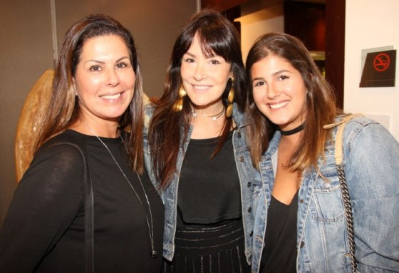 Henriqueta Heilborn, Fernanda Lynch e Manoela Heilborn