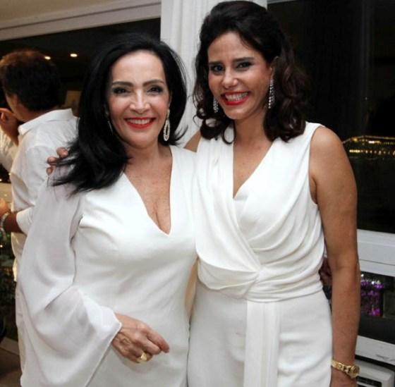 Liliana Rodrigues e Narcisa Tamborindeguy