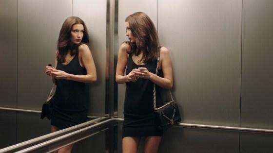 "Bella Hadid para Dior ""MakeUp Series"""