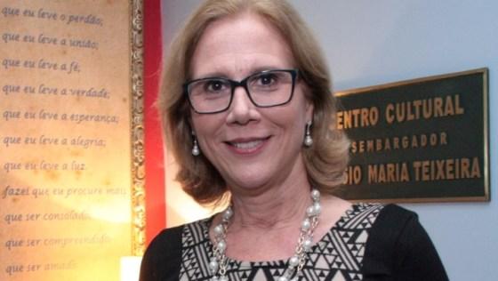 Primeira dama Sylvia Jane Crivella