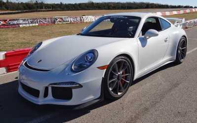 Porsche GT3 Driving Experience