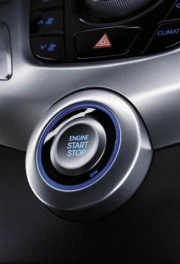 Hyundai Veloster - 136 Veloster_Engine Start Stop Button