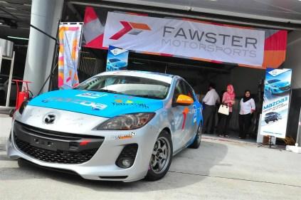 Mazda3 Fawster Motorsports S1K (2012) - 45
