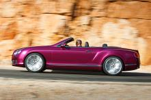 Bentley Continental GT Speed Convertible (2013) - 05
