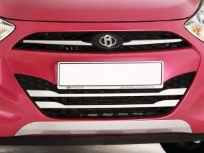 Hyundai i10 Colourz - 09 Pink Front Grille