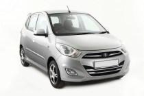 Hyundai i10 Colourz - 19 Silver