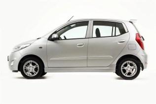 Hyundai i10 Colourz - 24 Silver