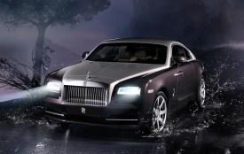 Rolls Royce Wraith (2013) - 02