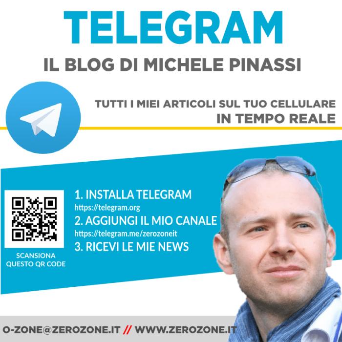 Il Blog di Michele Pinassi