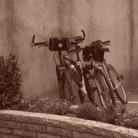 """Day 1&2: """"ready to...bike"""""""