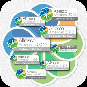 Enterprise Content Management Alfresco Partner Awards