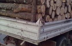lemne camion