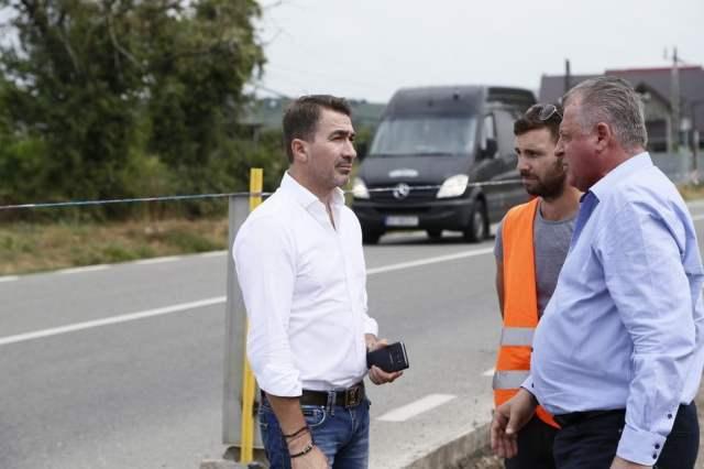 CJ Ionel Arsene vizita santier Girov 2