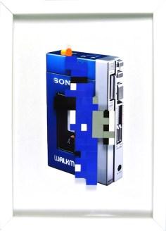 Sony, stampa digitale e lego 20x30 cm