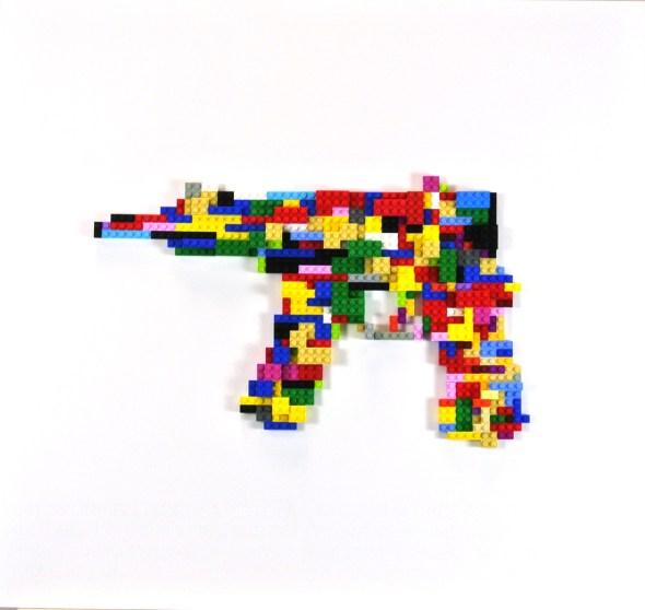 Skorpio - lego su tavola, 60x60