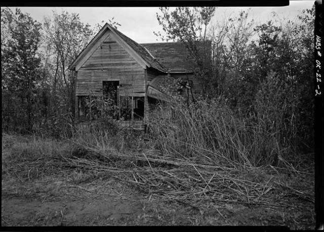 Woody Guthrie birthplace - Okemah, Oklahoma