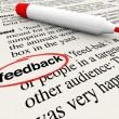 Vier redenen om zelfstandig professionals professioneel feedback te geven