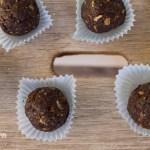 Vegan Date Hemp Protein Balls