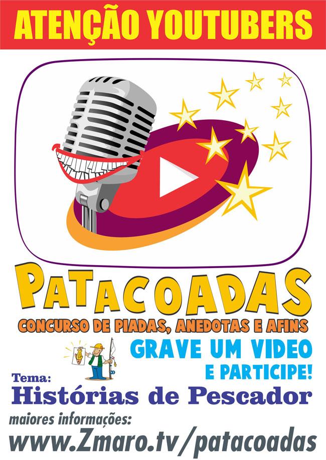 Concurso #Patacoadas! Piadas e afins, Participe!