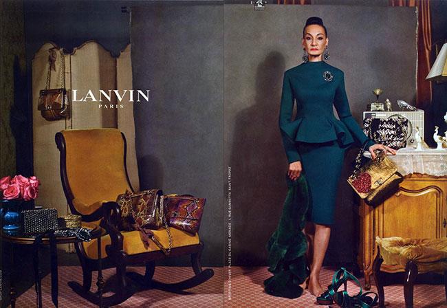Jacquie Murdock_lanvin Fall 2012 Campaign_1
